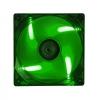 Ventolina case supplementare itek xtreme flow 120mm led verde