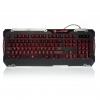 Tastiera gaming itek scorpion ice dragon rgb dettagli alluminio