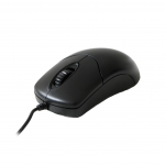 Mouse itek usb itm256c 800dpi bk 3 tasti con scroll