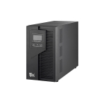 iTek KingPower 2000 2000VA 8AC outlet(s) Torre Nero gruppo di continuità (UPS)
