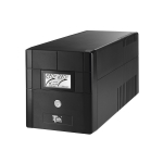 iTek ProPower 1000 1000VA 4AC outlet(s) Torre Nero gruppo di continuità (UPS)