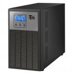 iTek WinPower 3000 Doppia conversione (online) 3000VA 4AC outlet(s) Nero gruppo di continuità (UPS)