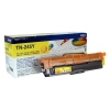 Brother tn-245y toner giallo 2200pg hl 3150cdw,mfc9140cdn,mfc9330cdw