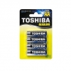 Batterie alcaline stilo lr6 aa conf.4 pz (tos6)
