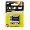 Batterie alcaline ministilo lr03 aaa conf.4 pz (tos03)