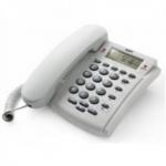 Telefono vivavoce id-chiamante - concerto 1 eco grigio chiaro