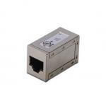 Accoppiatore cavi di rete rj45 2*f cat6 schermato digitus