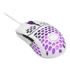 Mastermouse mm711 light mouse rgb white