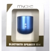 Speaker bluetooth mini a batteria 3w con mic. per chiamate blue