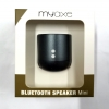 Speaker bluetooth mini a batteria 3w con mic. per chiamate gray