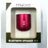 Speaker bluetooth mini a batteria 3w con mic. per chiamate red