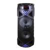Cassa mini speaker wireless portatile bluetooth cyborg wireless cilindrico