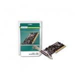 Scheda pci 2 porte seriali 1 porta parallela ds-33040-1 ci-01
