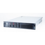 Hp server dl380 g7 2 xeon x5670 6c 16gb 2x300gb sas 10k rigen.