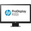 "Monitor hp 20"" p203 pro full hd vga dp vesa 3 anni di garanzia"