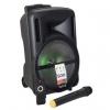 Cassa diffusore amplificato hpsb 10 500w pmpo
