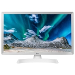 "Tv led 28"" 28tl510v-wz dvb-t2 bianco"