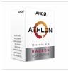 Cpu amd athlon 240ge 3.5 ghz sk am4  2core /4 thread vga integ.