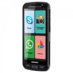 Smartphone brondi amico - nero - dual sim - garanzia italia (10276080)