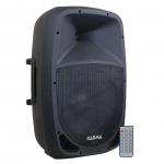 Cassa audio rdm 15a 400 watt usb + bt
