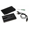 "Box esterno per hd 2,5"" sata usb 2.0 (lkbox252) nero"