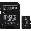 Micro sd 32gb 100mb/s c10 uhs-i kingston canvas plus sdcs2/32gb
