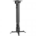 Staffa a muro/soffitto per videoproiettore estensibile link