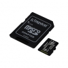 Micro sd 128gb 100mb/s kingston canvas sdcs2/128gb select+ ad.