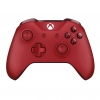 Gamepad joypad wireless controller rosso per xbox one