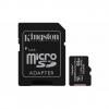 Micro sd 64gb 100mb/s c10 uhs-i kingston canvas plus sdcs2/64gb