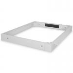 Basamento per armadio rack 800x1000 colore grigio