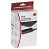 Alimentatore compatibile per notebook dell 19,5v 3,34a 65w spina 7.4x5.0
