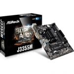 Main board asrock j3355m cpu j3355 dc on board