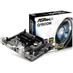 *out* main board asrock q1900m cpu j1900 dc 2*ddr3 vga+dvi+hdmi