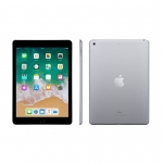Tablet ipad 2018 32gb wifi+4g space gray (mr6n2) - ricondizionato - gar. 12 mesi