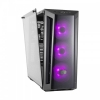Case atx masterbox mb520 rgb cooler master no psu black trim