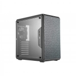 Case atx masterbox q500l cooler master silver usb3 lat. trasp.