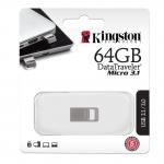 Pen drive 64gb usb 3.1 kingston dtmc3/64gb micro