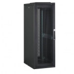 """Armadio 42 unit? 19"""" per reti e server misure (a)2010 x (l)600 x (p)1000 mm. colore nero"""