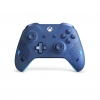 Gamepad wireless microsoft xbox one / pc sport blue special bt