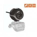 Webcam usb con microfono techmade tm-c011 480p fino a 30fps