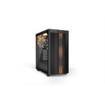 Pc- case bequiet pure base 500dx schwarz