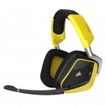Cuffie microfono void pro rgb wireless se gialla (ca-9011150-eu) gaming