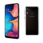 Smartphone galaxy a20e (a202f) 32gb nero dual sim - garanzia italia - brand operatore
