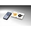 Adattatore per mangianastri per uso di card sd con attacco per auricolari o cuffie