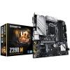 Main board gigabyte ga-z390-m sk1151 4*ddr4 raid m.2 dvi+hdmi+dp
