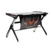 Gaming desk itek gamdes one rgb acciaio/abs/alluminio regolabile