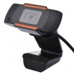 Webcam encore hd 720p 30fps con microfono cavo 1,5mt