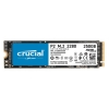 Ssd 250gb crucial p2 m.2 pcie nvme ct250p2ssd8