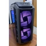 Pc rgb 4g gaming i7-8700 16gb m.2 500gb rtx2060 6gb case h500p
